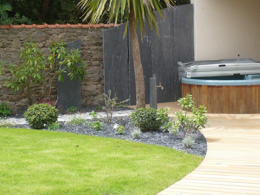integration spa terrasse bois