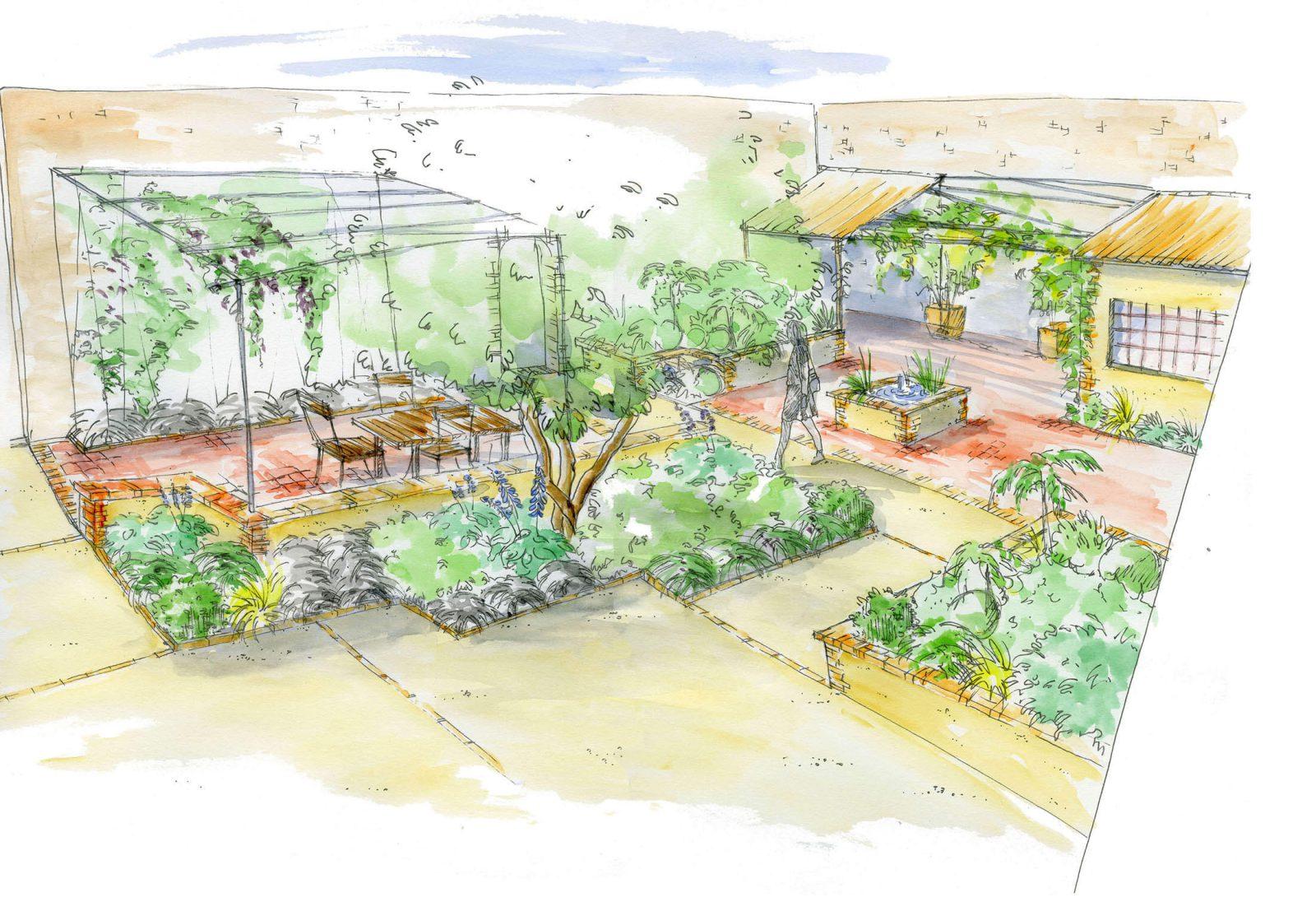 preaud paysagiste des id es pour rendre votre jardin unique. Black Bedroom Furniture Sets. Home Design Ideas