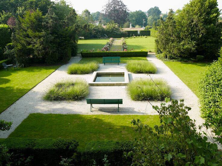 jardin a la française